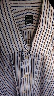 $150 NWOT IKE BEHAR Mens Shirt 17 34, Beautiful!!!