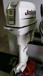 JOHNSON 30HP OUTBOARD