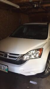 2010 Honda CRV EXL *safetied*