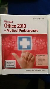 Medical office text books