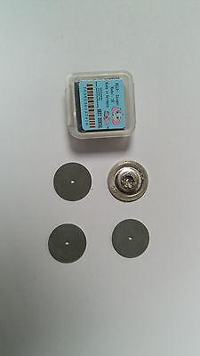 1 Box Dental Sucker Haptor For Full Upper Denture Or Acrylic 18 Size