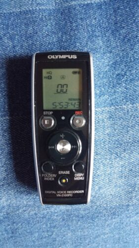 Olmypus Digital Voice Recorder