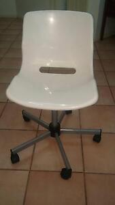 White Office Chair Bayview Darwin City Preview