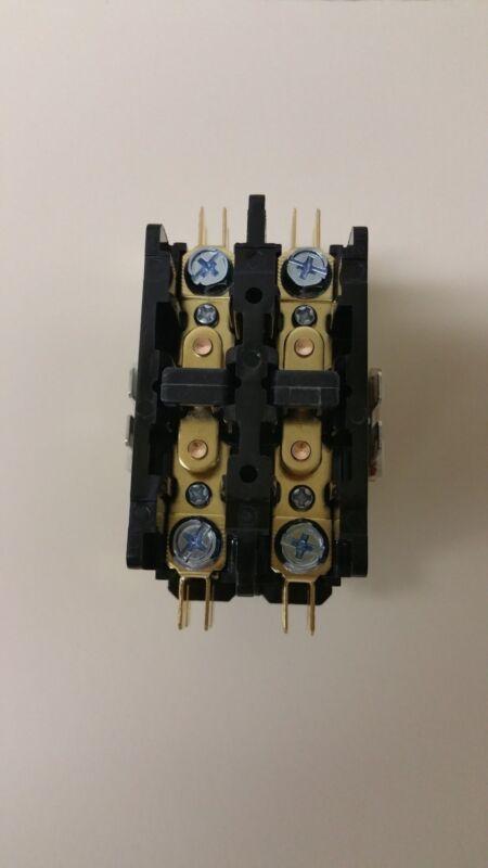 Carrier Bryant OEM Contactor 2 Pole 30 Amp FLA 24V Coil  HN52KC024 P282-0321