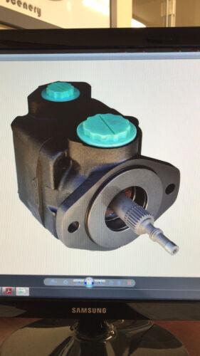 Vickers Vane Pump TA19V20-1S8S-1TC