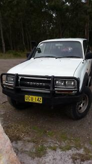 1994 Toyota LandCruiser Wagon Anna Bay Port Stephens Area Preview