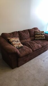 Couch and large matching chair