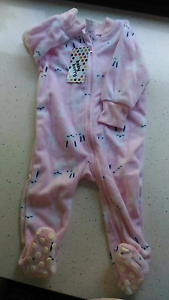 Pink rabbit onesie. BNWT. Size 0 Lindfield Ku-ring-gai Area Preview