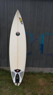 """Surfboard 6'6"""" Milch - Great Condition"""