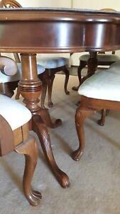 Stunning fine dining table