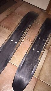 Mxz stock skis