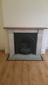 Marble fireplace surround Woollahra Eastern Suburbs Preview