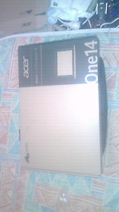 Acer one 14 note book unwanted gift Ulverstone Central Coast Preview
