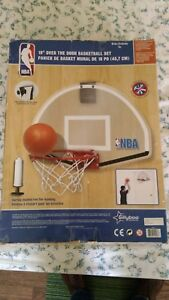 "NBA-18"" over the door basket ball set"