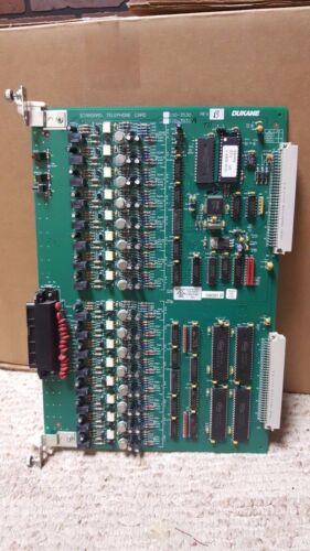 Dukane STARCall Intercom Standard Telephone Card 110-3531A