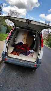 Toyota van manual  2002 good mechanical condition  3 mnths rego Mildura Centre Mildura City Preview