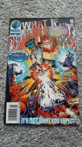 Marvel Comics - What If - No 77 - SEP 1995 - Legion Had Killed Magneto