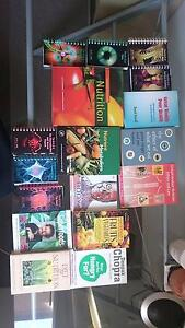 Nutrition student textbooks - in good to perfect condition! Sydney City Inner Sydney Preview