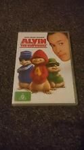Alvin and the Chipmunks DVD Flemington Melbourne City Preview