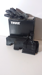 Thule roof rack subaru fitting kit Gosford Gosford Area Preview