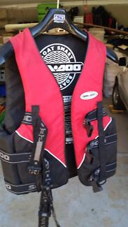 life jacket ski kayak vest x3