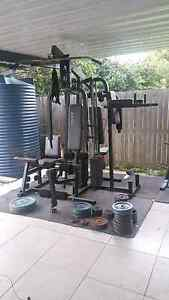 Ultimate gym set complete. Need 8t gone make an reasonable offer Carina Heights Brisbane South East Preview