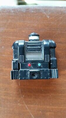 Vintage Rare 1984 Remco Toys Transforming Robot Digital Watch Face