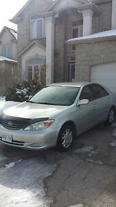 2003 Toyota Camry certified and e tested