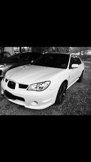 2007 Subaru RS Luxury East Toowoomba Toowoomba City Preview