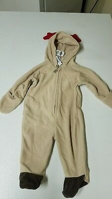 Old Navy Reindeer Halloween Costume size 3-6 - Old Navy Halloween Costumes