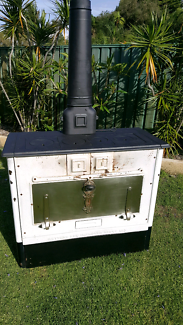 Metters no 3 wood fired stove