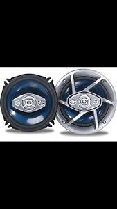 """Pioneer TS-A1780R 6-3/4"""" 4-way car speakers"""