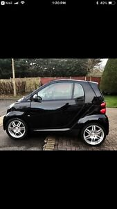2011 Smart fortwo Brabus Package