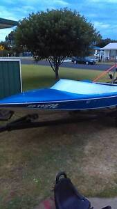 Bullet race ski boat Manilla Tamworth Surrounds Preview