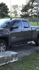 GMC OVAL running boards.