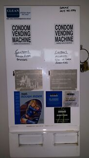 Vending machine business and vending machines  sited unsited  Caloundra Caloundra Area Preview