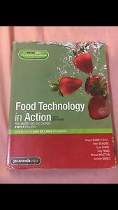 Food Technology in Action 4th Ed. Doonside Blacktown Area Preview