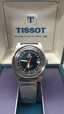 Vintage (circa 1971) TISSOT Navigator PR-516 Automatic 24hr Dial