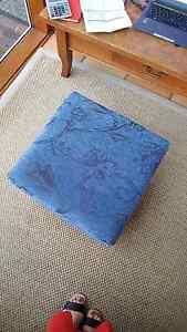 Quality Sofa set - Warwick fabric Blue & 2 free coffee tables Earlwood Canterbury Area Preview