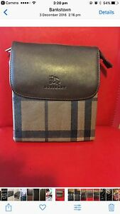 Sidebag - brand new Burberry side bag with multiple compartments Bankstown Bankstown Area Preview