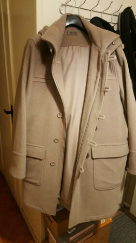 Parka homme duffle coat