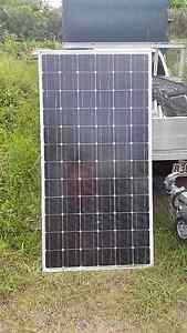 BEST QUALITY 250 WATT JINKO TIER 1 SOLAR PANELS CAMPING RV MPPT Marsden Logan Area Preview