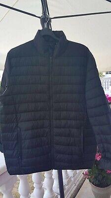 Herrenjacke Jacke Steppjacke leicht schwarz 54 Marke Livergy Herren XL XXL online kaufen