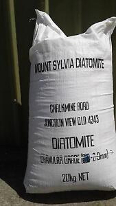 Diatomite (Diatomaceous Earth) Singleton Area Preview