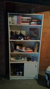 White Shelves with Glass panelled section Kensington Eastern Suburbs Preview