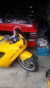 Suzuki750 gsx swap or sell Melton Melton Area Preview