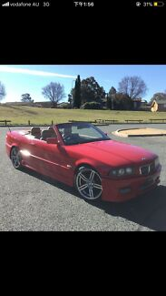 BMW CONVERTIBLE (1994) Palmerston Gungahlin Area Preview
