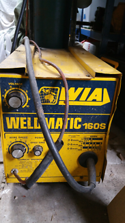 WIA MIG WELDER 10A weldmatic 160s.single phase