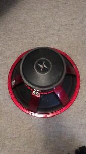$450 Competition sub amp combo