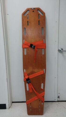 Ferno Washington  Vintage Wooden Backboard Stretcher
